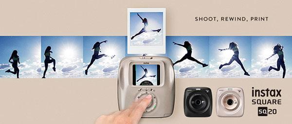 Fujifilm instax SQAURE SQ20