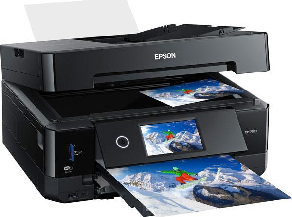 Expression Premium XP-7100 Small-in-One Printer