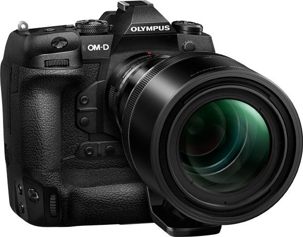 M.Zuiko Digital ED 40-150mm F2.8 PRO Lens with M.Zuiko Digital 2x Teleconverter MC-20 and OM-D E-M1X Camera
