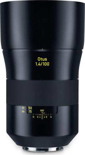 ZEISS Otus 1.4/100 for Canon EF (ZE mount)