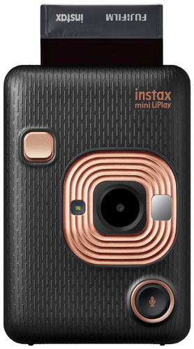 Fujifilm INSTAX MINI LIPLAY, Elegant Black