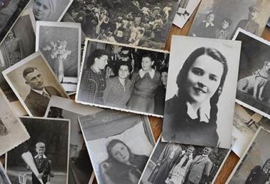 vintage family photos