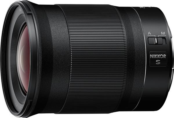 NIKKOR Z 24mm f/1.8 S