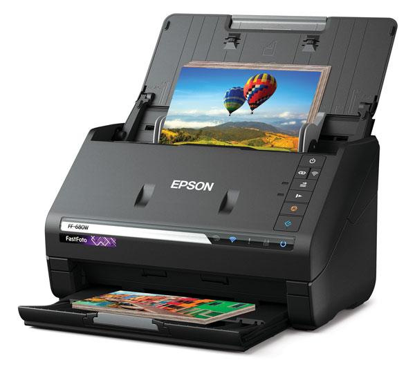Epson FastFoto® FF-680W