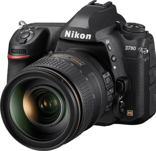 Nikon D780 with the AF-S NIKKOR 24-120mm f/4G ED VR lens