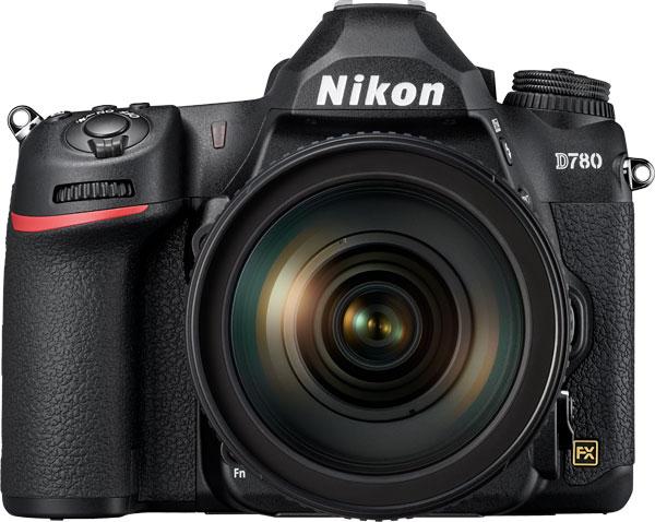 Nikon D780, single-lens kit configuration with the AF-S NIKKOR 24-120mm f/4G ED VR lens