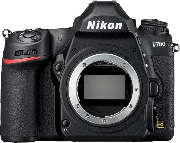 Nikon D780, body-only configuration