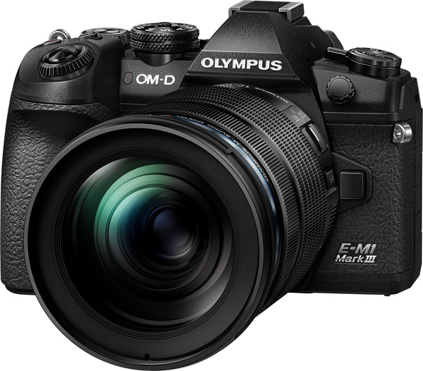 Olympus OM-D E-M1 Mark III + Olympus M.Zuiko Digital ED 12-100 F4.0 IS PRO Lens