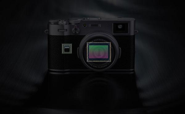 Fujifilm X100V, Silver: New 26MP X-Trans Sensor