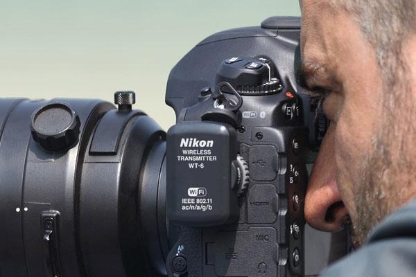 Nikon D6: Image Courtesy of Nikon