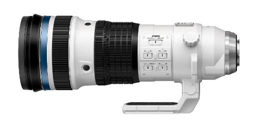 Final image design of M.Zuiko Digital ED 150-400mm F4.5 TC1.25x IS PRO