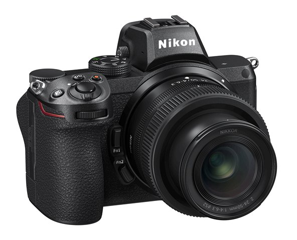 Nikon Z 5 with NIKKOR Z 24-50mm f/4-6.3