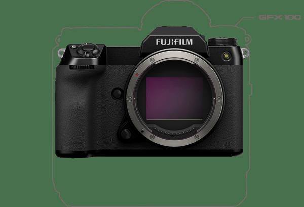 Fujifilm GFX100S compared to the GFX100