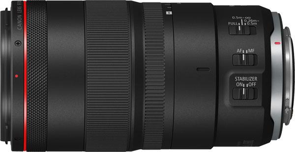 Canon RF100mm F2.8 L Macro IS USM