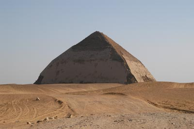 Sneferu's bent pyramid