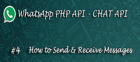 Send and Receive Messages in WhatsApp using PHP