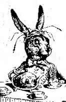 as mad as a march hare