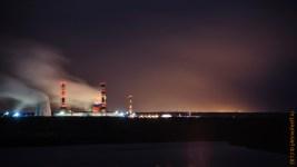 Вчерась ночью было зарево в районе КАДа. - www.phtimofeeff.ru - ночь, окраина Санкт-Петербурга, Лахтинский разлив, Юнтолово, Приморский район, ночное зарево, КАД