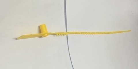 Seal nhựa đốt trúc lớn 33 cm