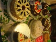 ケーキの種類が豊富