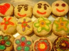 かわいいクッキー!かってしまいたくなります・・