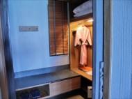 ウォーキングクローゼット 1ベッドルームプールヴィラ (オーシャンビュー)のお部屋 / スリパンワ ( Sri Panwa )
