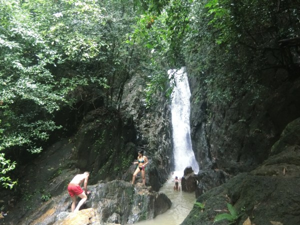 バンペーの滝 ( Bang Pae Waterfall )