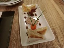 ( 自家製フォアグラ ) /料理番号-139 / カフェ・ド・パリ・パトン ( Café De Paris Patong ) / フランス料理 / パトンビーチのレストラン