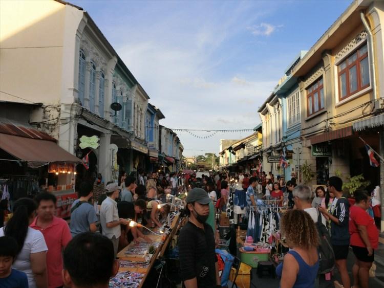 プーケットタウン・サンデーナイトマーケット(Phuket Town Sunday Night Market)
