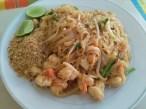 パッタイ ( Pad thai ) / パトンビーチのローカルレストラン Sabai Sabai