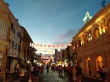 プーケットタウンの中国正月を祝う風景 ( 20Th Phuket Chinese New Year Day and Old Phuket Town Festival )