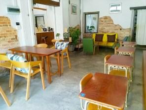キャンパスコーヒー ロースター / CAMPUS COFFEE ROASTER / プーケットタウンのカフェ