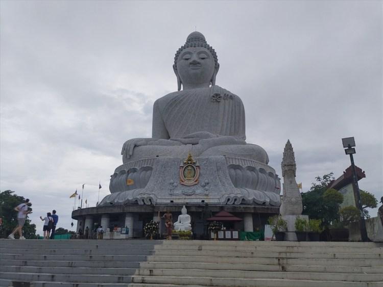プーケット島・2019年06月22日のビッグブッダ・プーケット( Big Buddha Phuket)