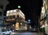 プーケットタウン・オールドタウンの夜の風景