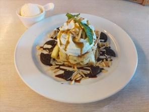 パンケーキコーナー&ザ・コーヒークラブ ( Pancake Corner and the Coffee Club ) / プーケットタウンのカフェ