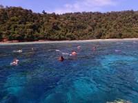 2.ロック島の観光 / ロック島+ハー島ツアーの紹介(その1)
