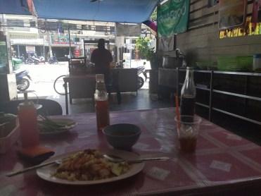 ランチ at 海難チキンライス店・ウアン カオマンガイ ( อ้วน ข้าวมันไก่ / UAN KHAO MAN KAI )