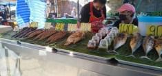 プーケット島・ChaoFa Road・ローカルマーケットの最近の風景