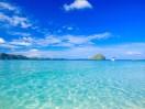 カタマランで行く コーラル島ツアー (ロングビーチ)