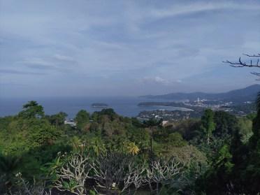 プーケット島・カロンビューポイント・最近の風景