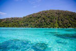 スリン諸島の美しい景色をお届けします