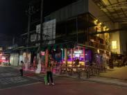 2021年03月23日のプーケット島・バングラ通り・20:00頃の風景