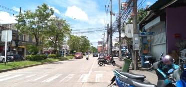 最近のプーケット島・プーケットタウン・プンポン通りの風景