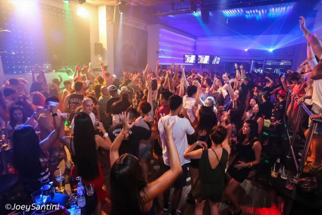 Phuket Best Night Clubs