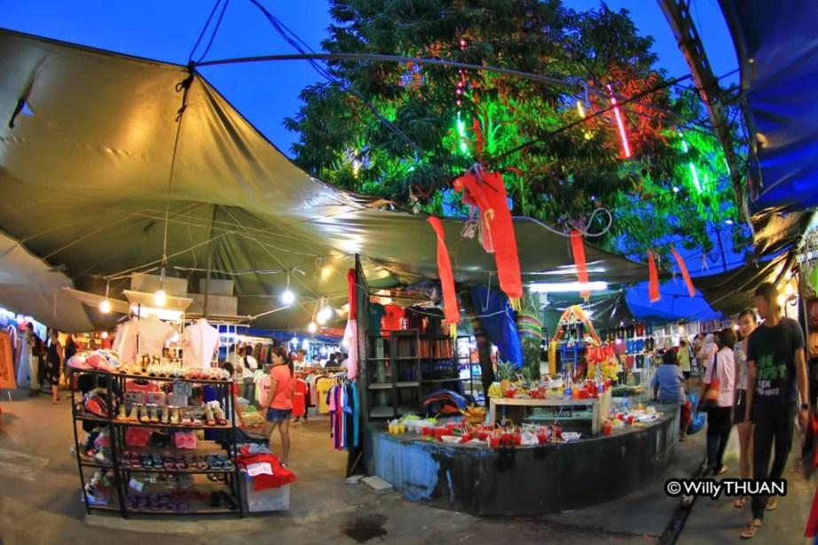 Phuket Weekend Market in Phuket Town