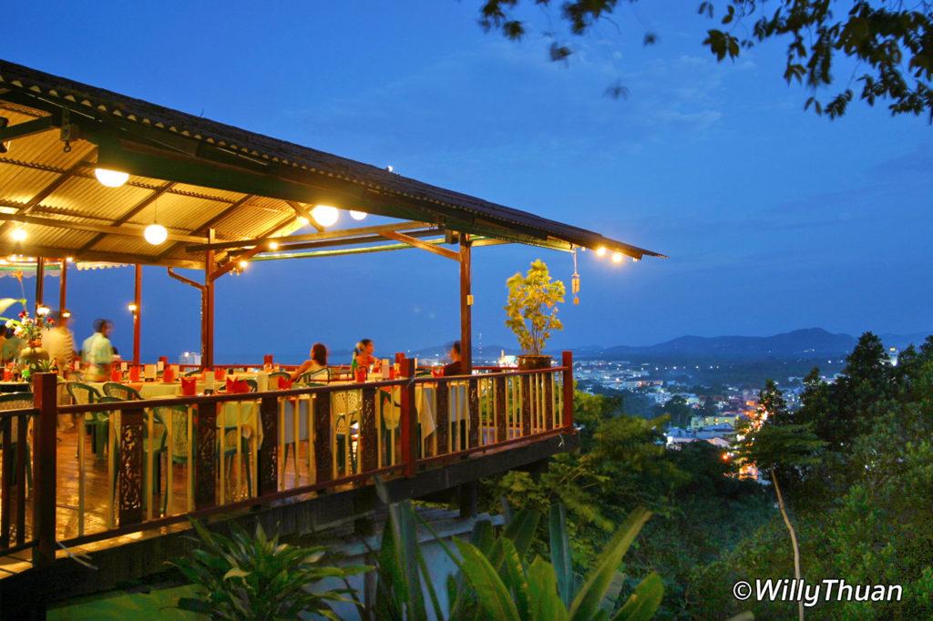 Phuket View Restaurant on Rang Hill