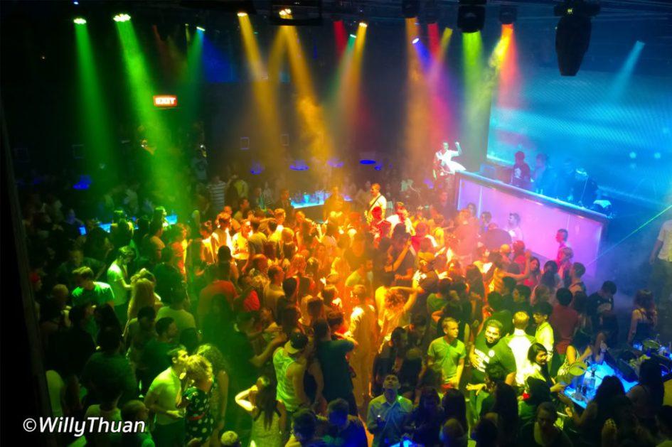 Phuket Night Clubs