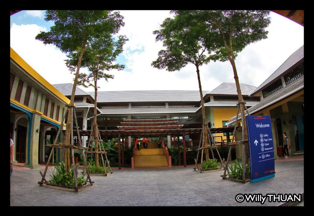 Phuket Tiger Kingdom Entrance
