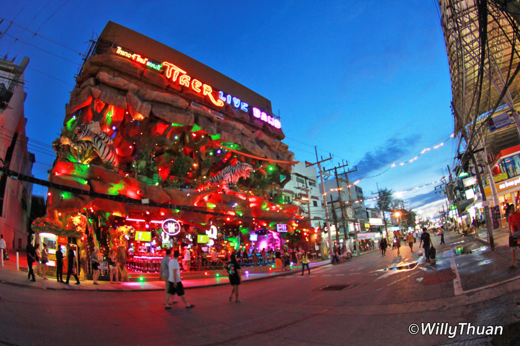 Patong Nightife: Bangla Road