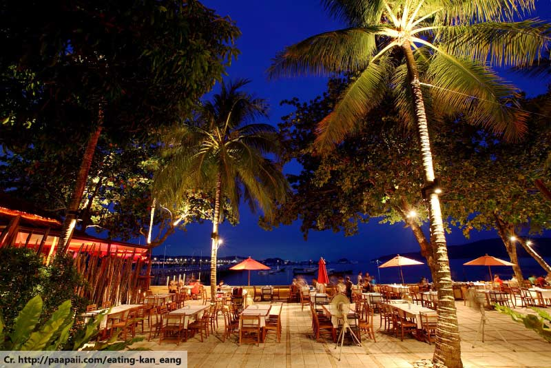 Kan Eang @Pier, Restaurants in Phuket for Seafood